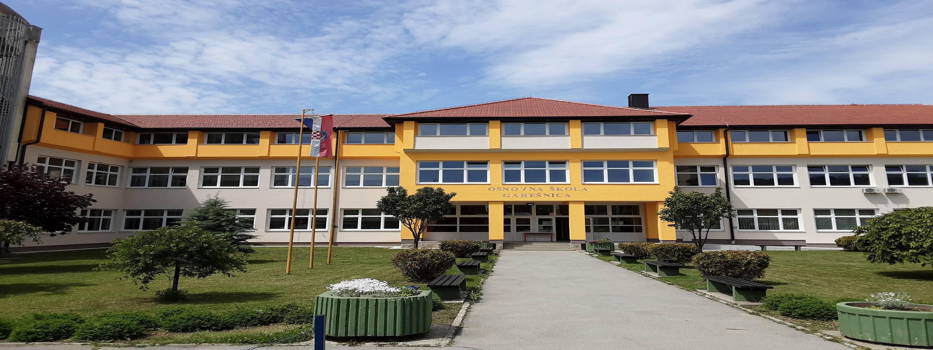 Osnovna Skola Garesnica Naslovnica